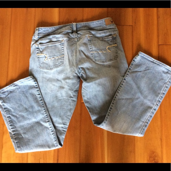 American Eagle Outfitters Denim - American Eagle Kick Boot Jeans size 12 x 30